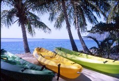 Kayaking in Dominica