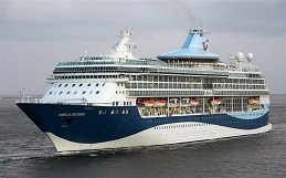Marella Cruises Marella Discovery 2021 Cape Canaveral Sailings with New York as a prot fo call