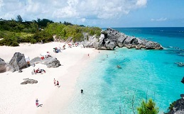 Bermuda is a great cruise destination offering visitors watersports, beaches, atttractions and more