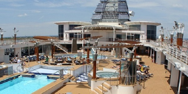 Pool Deck Celebrity Summit