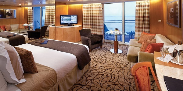 Balcony Suite - Celebrity Summit