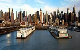 Manhattan, Brooklyn and Cape Liberty Cruise Terminals missing ships due to COVID-19